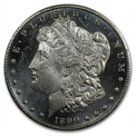 1890-CC Morgan Dollar MS-63 DMPL Deep Mirror Proof Like PCGS CAC