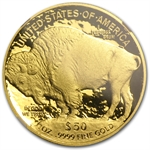 2013-W 1 oz Proof Gold Buffalo PF-70 NGC ER (Buffalo Label)