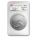 2012-P 5 oz Chaco Culture SP-69 First Strike PCGS John Mercanti