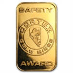 1/2 oz Cortez Gold Mines Johnson Matthey Gold Bar