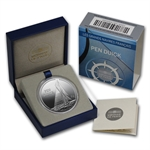 2013 10 Euro Silver Proof Great French Ships - Pen Duick