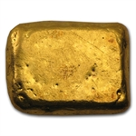 1.206 oz 1 Tael Chinese Biscuit Gold Bar .9999 Fine