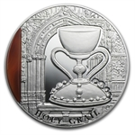 Niue 2013 Proof Silver Mysteries of History - Holy Grail