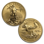 1986-2014 1/4 oz Gold American Eagle Complete 29 Coin Collection