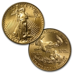 1986-2014 1/2 oz Gold American Eagle Complete 29 Coin Collection