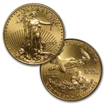 1986-2013 1/2 oz Gold American Eagle Complete 28 Coin Collection