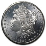 1884-CC Morgan Dollar MS-63 PCGS - GSA Certified