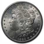 1885-CC Morgan Dollar MS-63 PCGS - GSA Certified