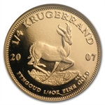 2007 1/4 oz Proof Gold South African Krugerrand NGC PF-70 UCAM