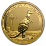 2012 1/2 oz Australian Gold Kangaroo NGC MS-69 Early Releases