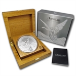 2013 32.15 oz Kilo Silver Libertad Proof Like - (W/Box & COA)