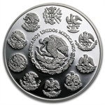 2013 2 oz Silver Mexican Libertad - Proof (In Capsule)