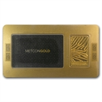 100 gram South African Gold Bar (MC) .9999 Fine