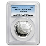 1993-S Bill of Rights Half Dollar Silver Commem PR-70 DCAM PCGS