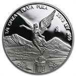 2013 1/4 oz Proof Silver Mexican Libertad
