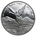 2013 1/2 oz Proof Silver Mexican Libertad