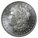 1879-S Morgan Dollar MS-63 PCGS - GSA Certified