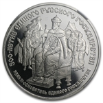 1989 1 oz Russian Palladium 500th Anniversary (PF-70 UCAM NGC)