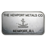 50 gram Platinum Bar (Secondary Market) .999+ Fine