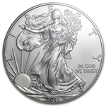 2011-S Silver Eagle 25th Anniversary MS-70 PCGS