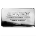 1 Kilo (32.15 oz) APMEX Silver Bar