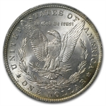 1884-O Morgan Dollar - MS-62 PCGS - CAC