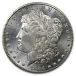 1882-1884-CC Morgan Dollars - MS-62 PCGS - Carson City