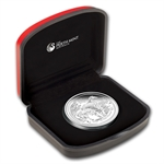 2014 Year of the Horse - 1 oz Proof Silver Coin (Series II)