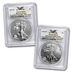 2013 American Silver Eagle West Point Set MS/PR-69 PCGS FS