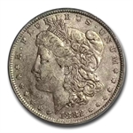 1882-O/S Morgan Dollar - Strong AU-50 PCGS Top-100 VAM