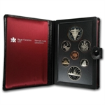 Canada 1982 Proof Specimen Set - 7 Coin Set