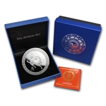 Royal Australian 2014 Year of the Horse - 5 oz Proof-Like