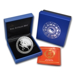 Royal Australian 2014 Year of the Horse - 1 oz Proof-Like