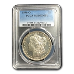 1898-O Morgan Dollar - MS-64 DMPL Deep Mirror Proof Like PCGS
