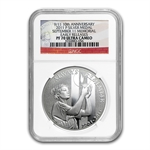 2011-P 9/11 National Medal - PF-70 UCAM NGC Early Release