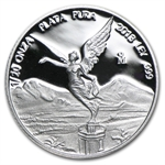 2013 1/20 oz Silver Libertad - Proof (In Capsule)