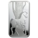 1 oz Pamp Suisse Silver Bar - Year of the Horse (In Assay)