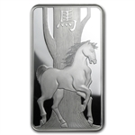 100 gram Pamp Suisse Silver Bar - Year of the Horse (In Assay)