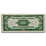 1934-A (F-Atlanta) $500 FRN (Almost Uncirculated)