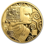 2013 Die Erwartung The Expectation 50 Euro Gold Coin AGW 0.317