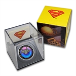 2013 1 oz Silver Canadian 75th Anniv. of Superman™ - Metropolis