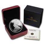 2011 Silver Canadian $1-100th Anniv. of the Pattern Silver Dollar