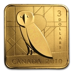 2010 Silver Canadian Wildlife Conservation - Barn Owl