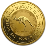 1995 10 oz Australian Gold Nugget