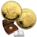 2013-W 1/2 oz Proof Gold Edith Roosevelt (w/Box & CoA)