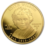 2013-W 1/2 oz Proof Edith Wilson PCGS PR-70DCAM FS