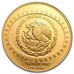 Mexico 1998 100 Pesos 1 oz Gold Serpiente