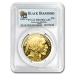 2006-W 1 oz Proof Gold Buffalo PR-69 PCGS (Black Diamond)