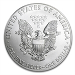 2014 1 oz Silver Eagles