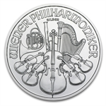 2014 1 oz Silver Austrian Philharmonic (Dec 13th)